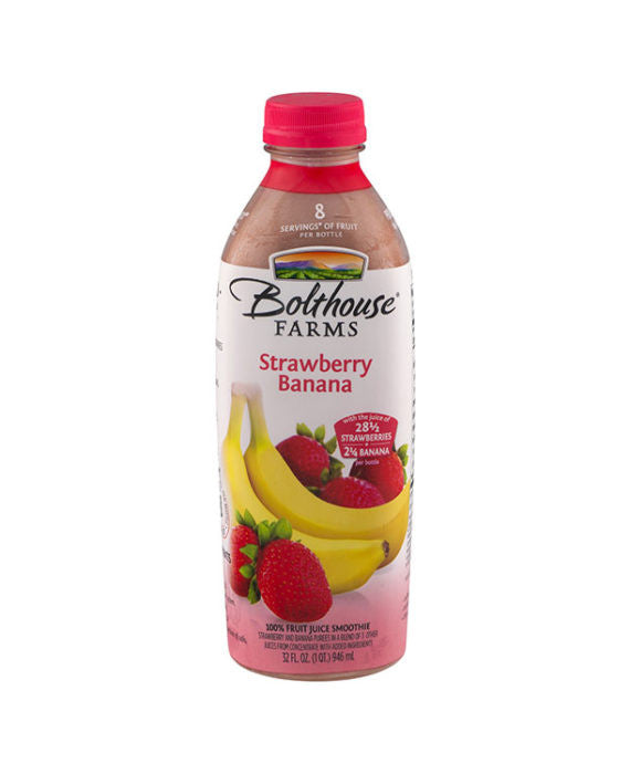 BoltHouse Farms Strawberry Banana Smoothie