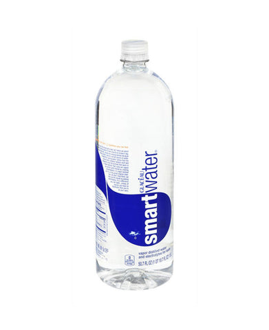 Glaceau SmartWater 1.5 Liter