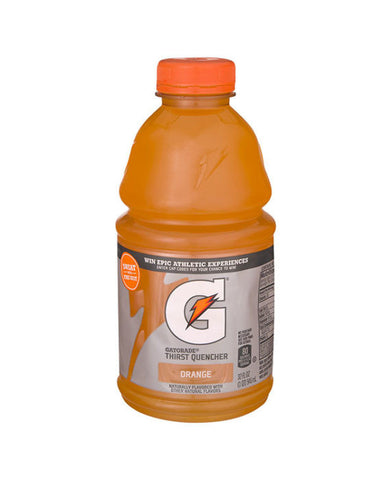 Gatorade G Orange