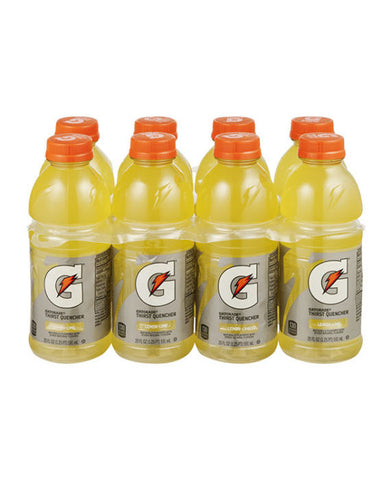 Gatorade G Lemon Lime   8pk