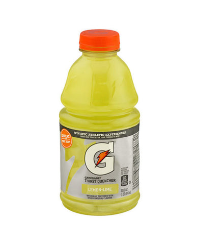 Gatorade G Lemon Lime