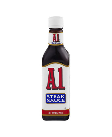 A1 Original Steak Sauce (15oz)