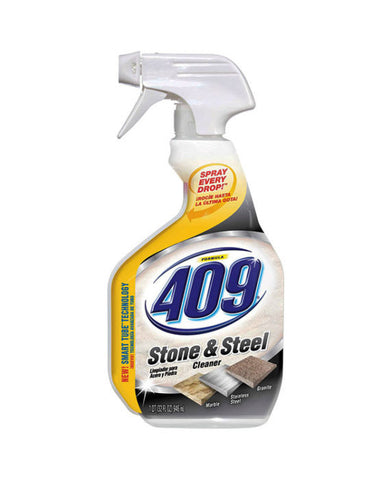 409 Stone & Steel Cleaner