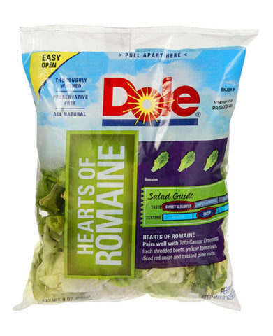 Dole Heart of Romaine Salad
