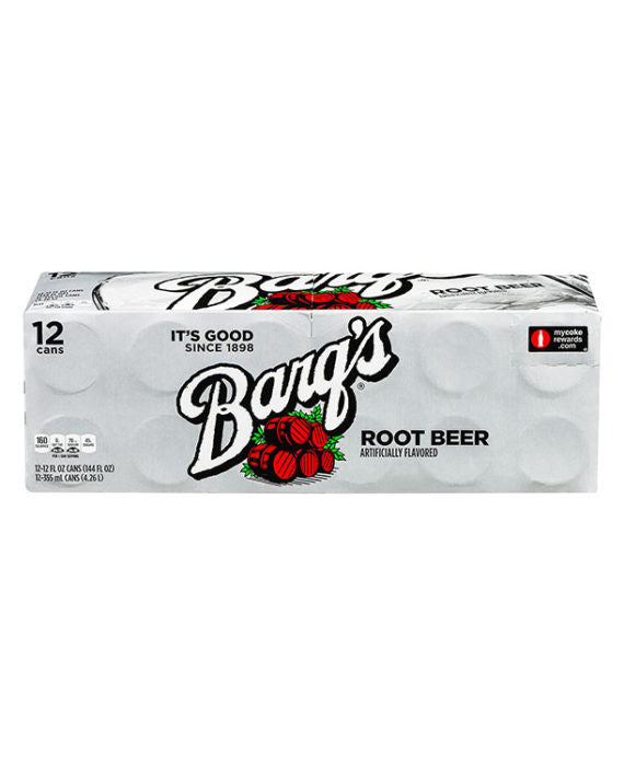 Barq's Root Beer (12pk)
