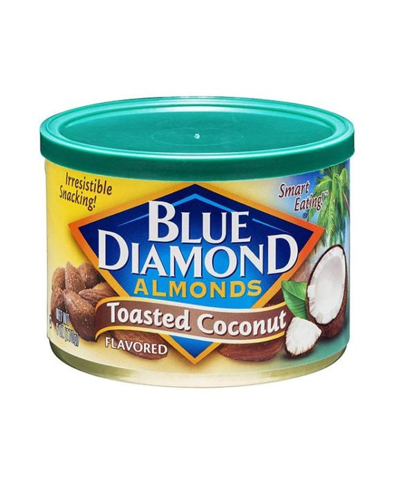Blue Diamond Almonds Toasted Coconut
