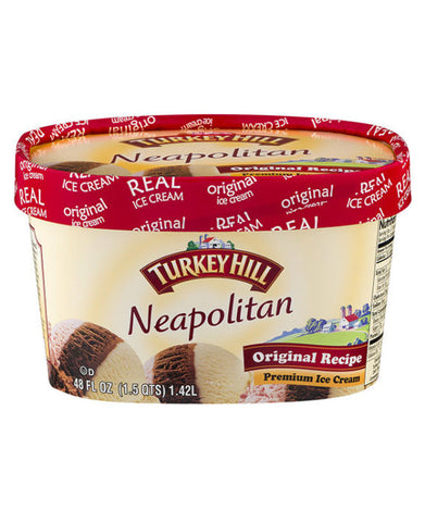 Turkey Hill Neapolitan Ice Cream