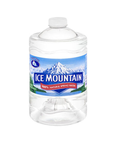 Ice Mountain 101.4 fl oz Easy Pour Natural Spring Water