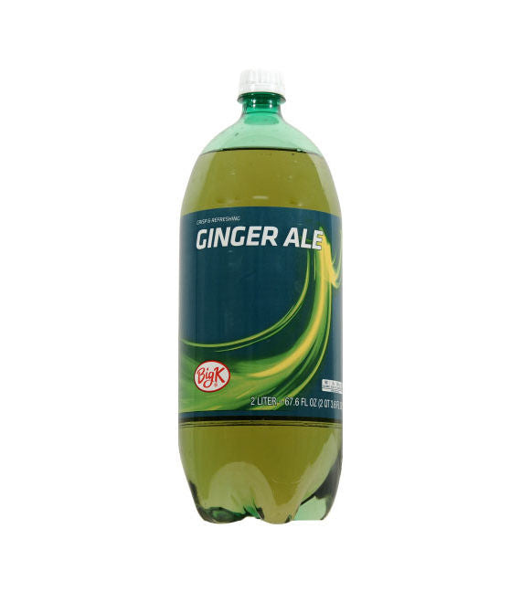 Big K Ginger Ale (2L)