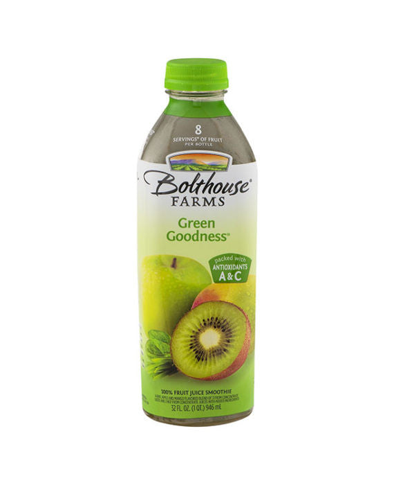 BoltHouse Farms Green Goodness Smoothie