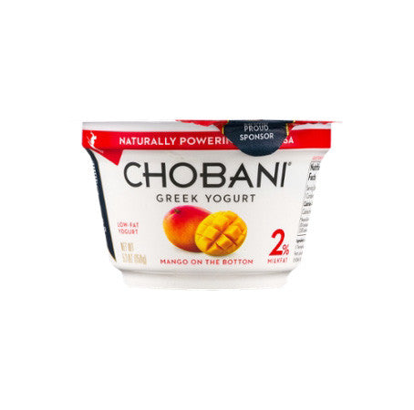 Chobani Mango Greek Yogurt