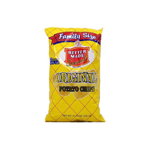 Better Made Original Potato Chips Family Sized
