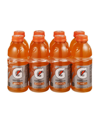 Gatorade G Orange   8pk