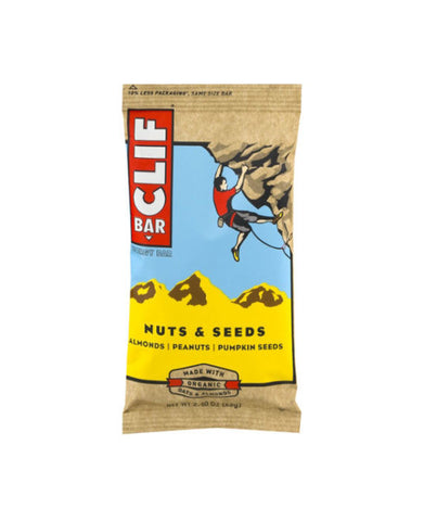 Clif Nuts & Seeds Energy Bar
