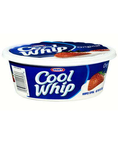 Kraft Cool Whip Original   8oz