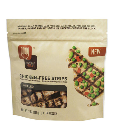 Beyond Meat Grilled Chicken-Free Strips