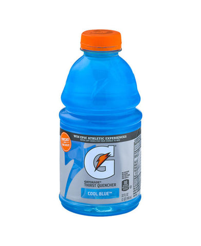 Gatorade G Cool Blue