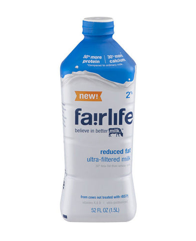 Fairlife Reduced Fat 2% Ultra-Filtered Milk