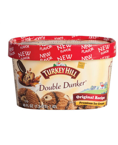 Turkey Hill Double Dunker Ice Cream