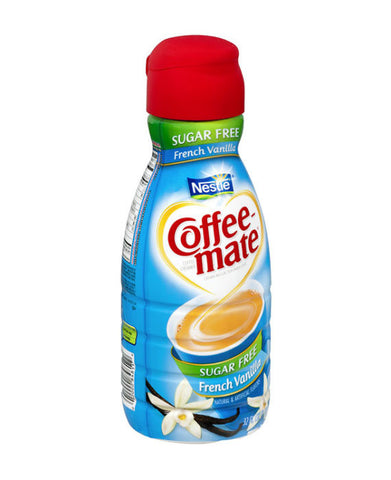Nestle Coffee-Mate Sugar-Free French Vanilla