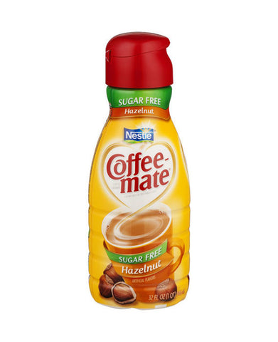 Nestle Coffee-Mate Sugar-Free Hazelnut