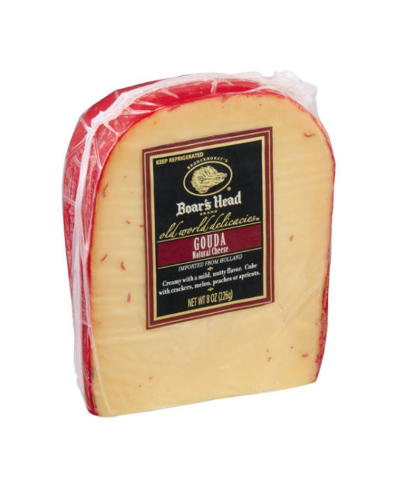 Boar's Head All Natural Gouda Cheese