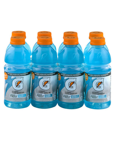 Gatorade G Glacier Freeze   8pk