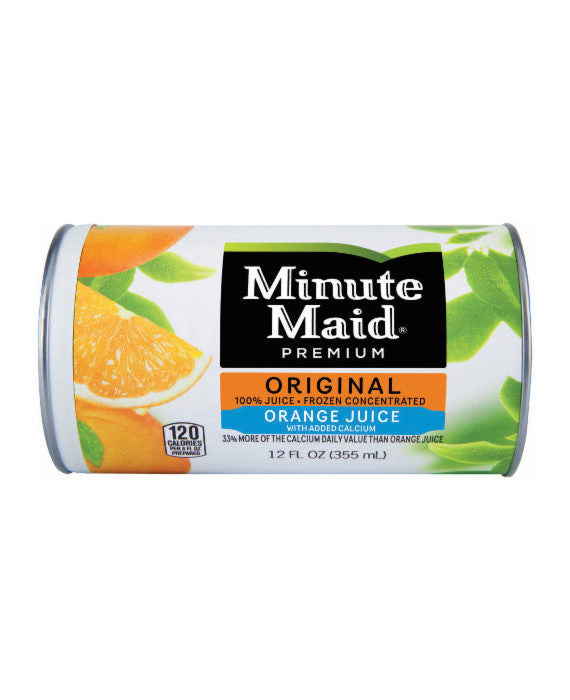 Minute Maid Frozen Original Orange Juice with Added Calcium