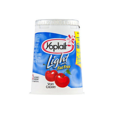 Yoplait Light Very Cherry