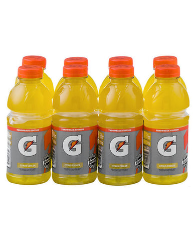 Gatorade G Citrus Cooler   8pk