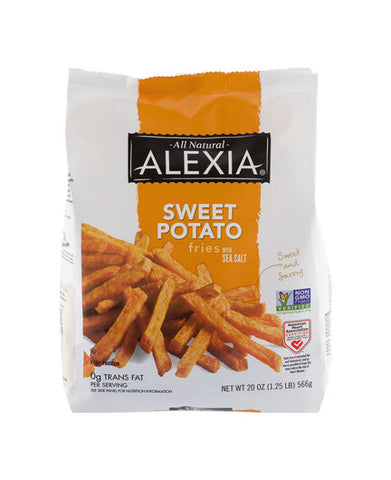 Alexia Spicy Sweet Potato Fries