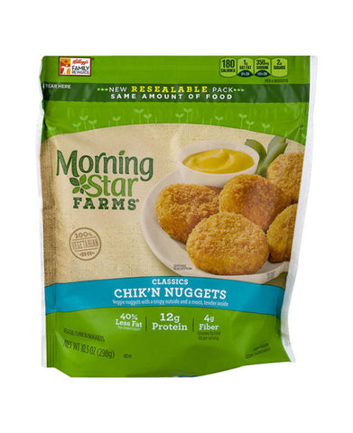 Morning Star Farms Classic Veggie Chik'n Nuggets
