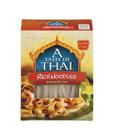 A Taste of Thai Rice Noodles