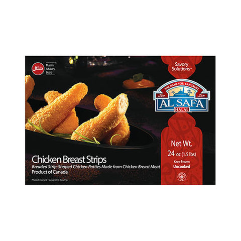 Al Safa Chicken Breast Strips