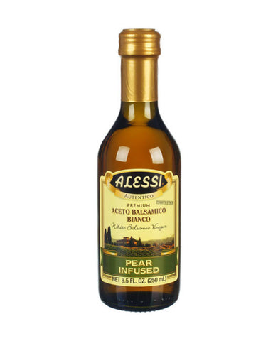 Alessi Pear Infused White Balsamic Vinegar