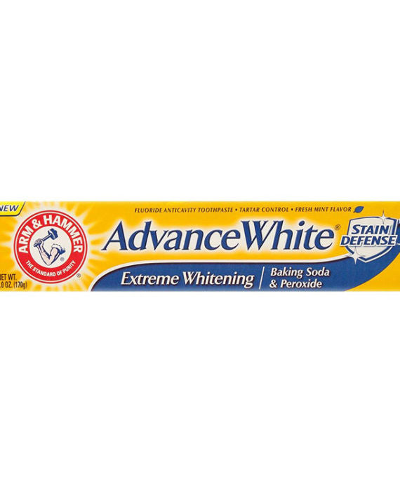 Arm & Hammer Advance White Extreme Whitening Stain Defense Toothpaste