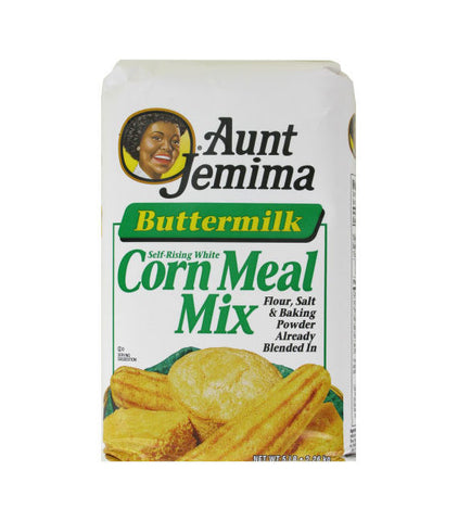 Aunt Jemima Buttermilk Corn Meal Mix