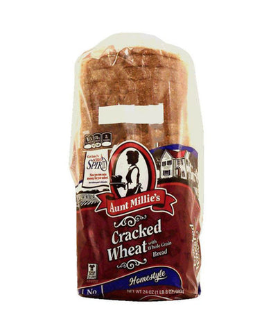 Aunt Millie's Cracked Wheat Bread