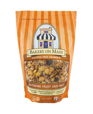Bakery on Main Gluten Free Extreme Fruit and Nuts Granola