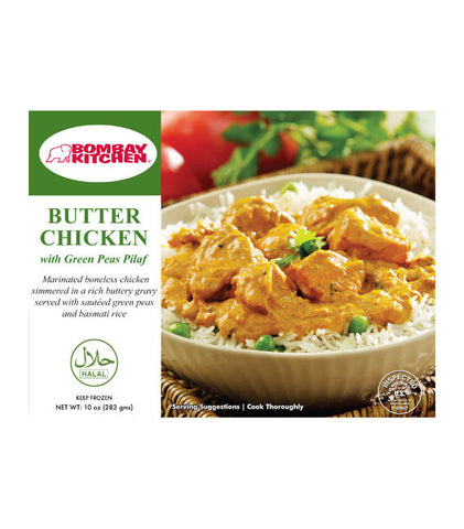 Bombay Kitchen Butter Chicken