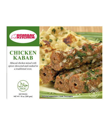 Bombay Kitchen Chicken Kabab