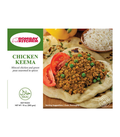 Bombay Kitchen Chicken Keema