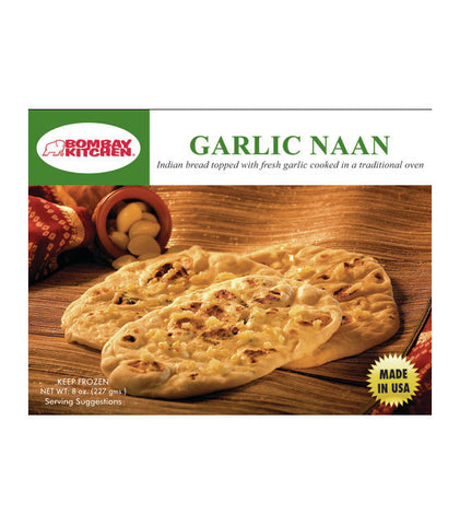 Bombay Kitchen Garlic Naan
