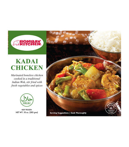 Bombay Kitchen Kadai Chicken