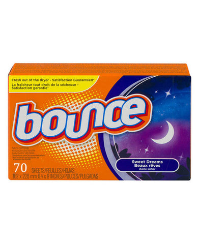 Bounce Sweet Dreams Dryer Sheets (70ct)