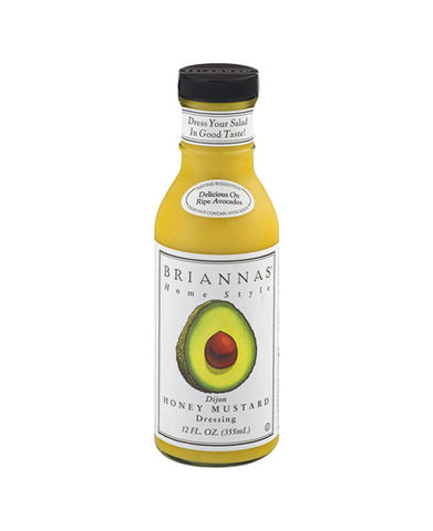 Brianna's Home Style Dijon Honey Mustard Dressing