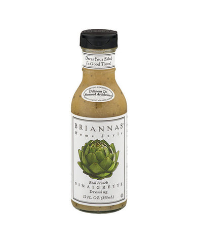 Brianna's Home Style Real French Vinaigrette Dressing