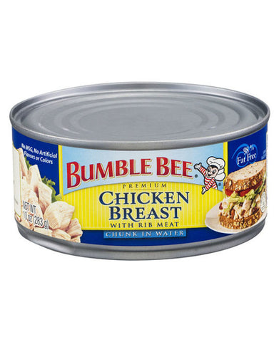 Bumble Bee Premium Chicken Breast with Rib Meat