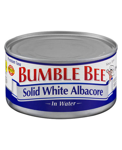 Bumble Bee Solid White Albacore in Water (12oz)