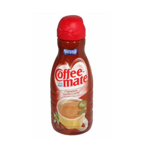 Nestle Coffee-Mate Cinnamon Vanilla Creme